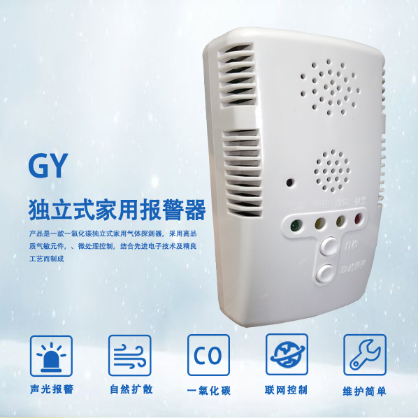 GY-CO独立式家用气雷竞技Raybet官网器